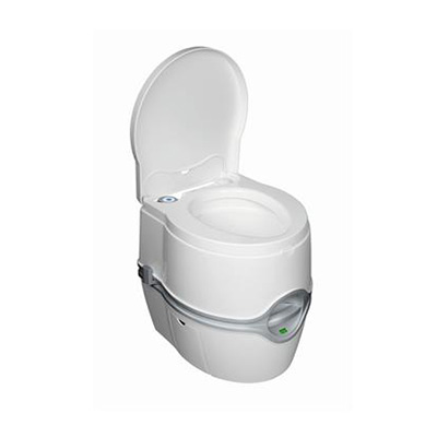 Portable Toilet - Thetford Porta - Potti 565E - Electric Flush System