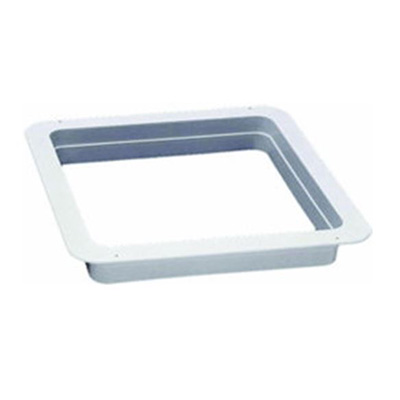 Roof Vent Parts - Heng's Industries Roof Vent Garnish With Radius Corners - 4-1/2