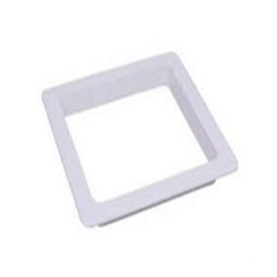 Roof Vent Parts - Ventline Roof Vent Garnish With Radius Corners - 4-1/8