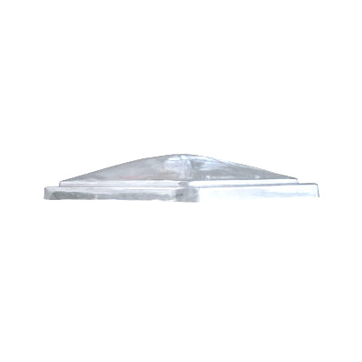 RV Roof Vent Lid - Fan-Tastic Replacement Roof Vent Lid Clear