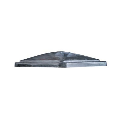 RV Roof Vent Lid - Fan-Tastic Replacement Roof Vent Lid Smoke
