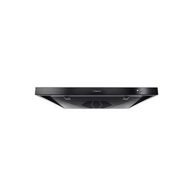 Range Hoods - Furrion Ducted RV Range Hood Includes LED Light 12V - Stainless Steel