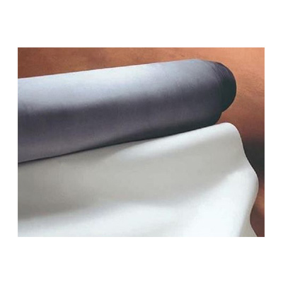 Roofing Material - EPDM Rubber Roof Membrane 16'L x 4.5'W - White