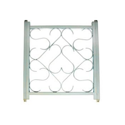 Screen Door Support - Camco Screen Door Deluxe White Grille