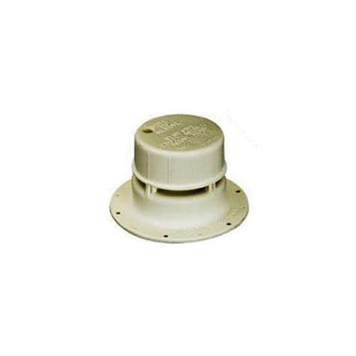 Sewer Vent Caps - Ventline Sewer Vent Cap - Colonial White