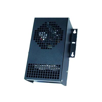 Space Heaters - Caframo Cabinet Heater - 120V - 500 Watts - Black