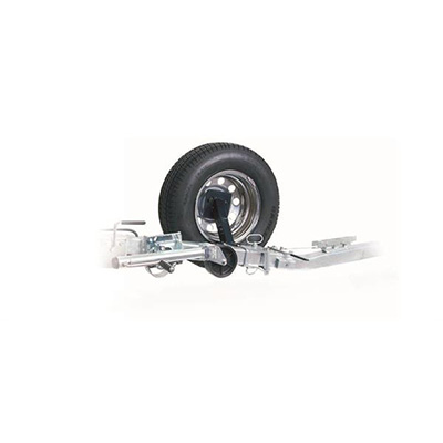 Spare Tire Carrier - Demco Tow Dolly Spare Wheel Carrier - Black