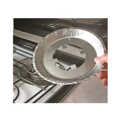 Burner Liners - Camco Foil Stove Top Burner Liners - 4 Pack