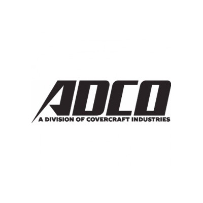 Tire Covers - ADCO - Three Axles - 30 To 32 Inch Tires - Black - 1 Pack