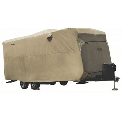 Travel Trailer Covers - ADCO Storage Lot Travel Trailer Cover - 26'1
