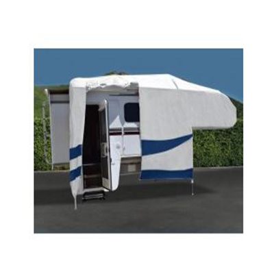 Truck Camper Cover - UV Hydro All Season Cover - 8'L To 10'L With Queen Size Bed