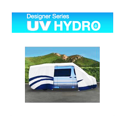 Van Cover - UV Hydro Designer Series Class B Cover - Up To 25'L - Mercedes Sprinter