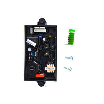 Electronic Board - Atwood Water Heater Ignition Control Board With Fuse/Spade Connectors